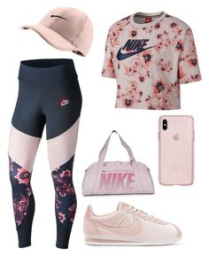 All pink nike outfit Lazy Day Outfits, Sporty Outfits, Nike Outfits, Sporty Style, Athletic Outfits, Swag Outfits, Cute Casual Outfits, Cute Workout Outfits, Womens Workout Outfits