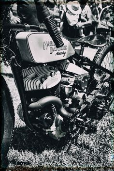 Ten Poster Collection, 12x18in. Vintage Harley Davidson Motorcycle Garage Art #Vintage