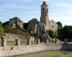 Las ruinas de la Mussara