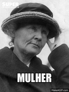 SUPER apresenta: Marie Curie em gif   Superinteressante
