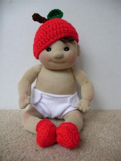 Lali Sock Doll Pattern