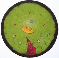 LiinaLommi Round Felt Gallery