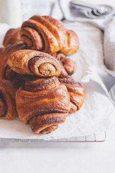 Croissant, Bread, Recipes, Food, Brot, Essen, Crescent Roll, Baking, Eten