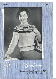622 Norwegian Knitting, Ravelry, Jumpers, Sweaters, Cardigans, Baseball Cards, Beehive, Jackets, Color