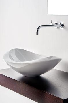 Aufsatzwaschtisch Nido - passend zu Badwanne Lavasca Mini Sink, Bathroom, Home Decor, Tub, Bath Room, Homemade Home Decor, Vessel Sink, Sink Tops, Sinks