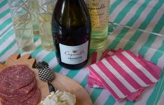 Girls' Night In with #CaposaldoWine by @hmbien