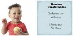 Ideas muy originales para nombres de niño | Blog de BabyCenter