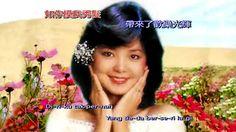 新譯鄧麗君 Teresa Teng 印尼名曲 Mimpi Sedih 夢迴的悲淒