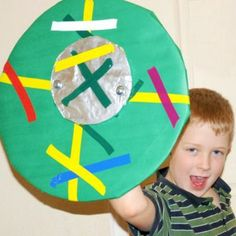 How to Make Your Own Viking Shield