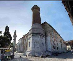 Great mosque-Ulu camii-Bursa