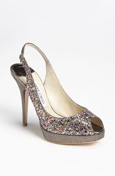 Jimmy Choo Clue Slingback Pump | Nordstrom Exclusive | My Shoes | Pinterest | Beautiful, Beautiful high heels and Wedding