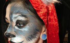 halloween-2016-makeup-ideas-inspiration-red-riding-hood-wolf