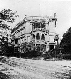 Bellevuestraße 10.. ecke Kemperplatz.. 1910