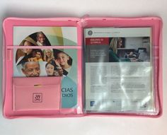 All in One Pink Fashion Ministry Organizer