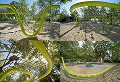 6. Schulberg Playground GÇô Wiesbaden, Germany