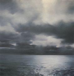 pale - Gerhard Richter Seestück (grau,...