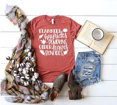 Fall Shirts Women, Women Fall Shirts, Fall Shirts, Women Shirts, Ladies Shirts, Ladies Fall Shirts, Fall Shirts Ladies, Fall Clothing, Fall by SassyNSouthernTX on Etsy