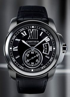 Cartier Calibre www.ChronoSales.com for all your luxury watch needs, sign up for our free newsletter, the new way to buy and sell luxury watches on the internet. #ChronoSales