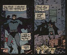 Batman: Year One, David Mazzucchelli