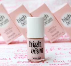 Product of the week! Our award winning high beam highlighter will give you that gorgeous natural glow! Shop the look here: http://bit.ly/29dkrCM xx