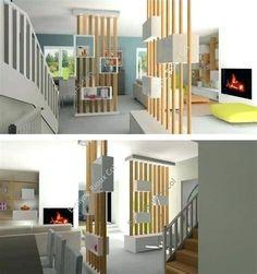 entr e directe dans le salon salle manger en 2019 entr e pinterest home decor home et house. Black Bedroom Furniture Sets. Home Design Ideas