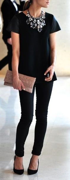 I like the Black top and the simplicity of this