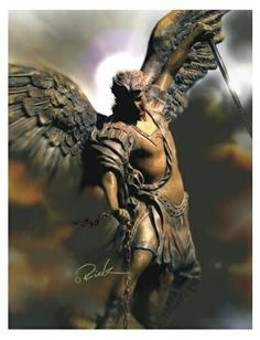 Michael the Archangel!