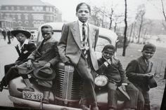Sunday Best in Chicago's South Side, 1941