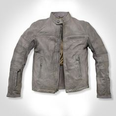 Ronin Leather Jacket - Jackets - Motorcycle Parts and Riding Gear - Roland Sands Design Leather Motorcycle Pants, Biker, Motorcycle Style, Motorcycle Outfit, Motorcycle Equipment, Motorcycle Parts, Cool Stuff, Guy Stuff, Roland Sands