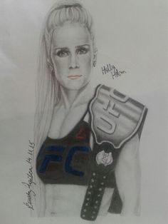 Holly Holm #HollyHolm #UFC #UFC193  #COMBATE