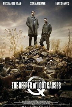 Department Q - The Keeper of Lost Causes [Kvinden i buret] - tense, taut Danish thriller of a movie come to TV