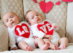 Too Cute! Fashions for Baby's First Valentine's Day