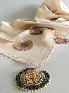stunning oya lace