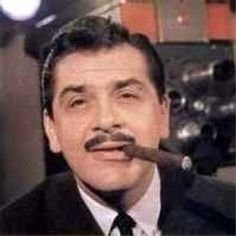 Comedien & Actor, Ernie Kovacs died in a car accident on January 13, 1962, 10 days before his 43rd birthday, in Los Angeles. Such iconic and diverse shows as Rowan and Martin's Laugh-In, Saturday Night Live, The Uncle Floyd Show, Captain Kangaroo, Sesame Street, The Electric Company, and TV hosts such as David Letterman and Craig Ferguson have been influenced by Kovacs. His talent was not formally recognized until after his death.