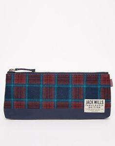 Jack Wills Wansbeck Pencil Case