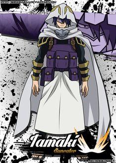 Tamaki Amajiki by Shinoharaa on DeviantArt My Academia Hero, Hero Academia Characters, Anime Characters, Me Me Me Anime, Anime Guys, Anime People, Tamaki, Animes Yandere, Superhero Design