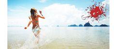 Come rimanere in forma in spiaggia! #corefxfitness #vacanze #spiaggia #tonificare #informa