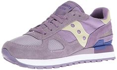 Saucony Originals Women's Shadow Original Heritage Running Shoe, Purple/Pink, 6.5 M US >>> Click affiliate link Amazon.com on image for more details.