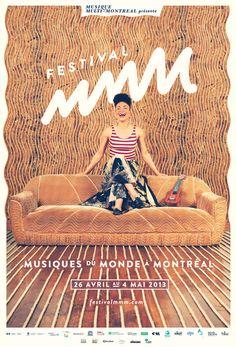 Festival Musiques du Monde à Montréal 2013