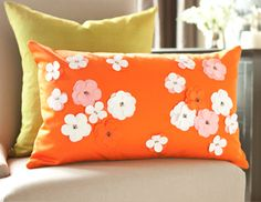 I pinned this from the Siw Thai Silk - Chic Handmade Pillows & Silk Throws event at Joss and Main!
