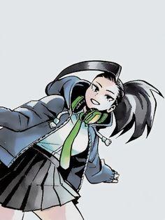 Boku No Hero Academia, My Hero Academia Manga, Hero Academia Characters, Female Characters, Anime Characters, Manga Art, Manga Anime, Anime Art, Hero Girl