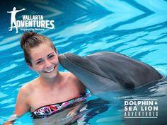 No dejes pasar oportunidad de nadar con Delfines en Puerto Vallarta #NATJAPV15 @TweetNATJA @PVvisit @Vallarta_Advent