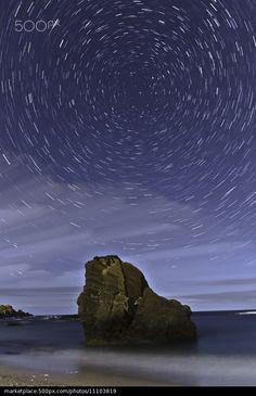 Sartaña Stars - stock photo