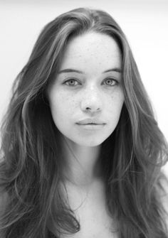 Anna Popplewell, from Narnia. All grown up.
