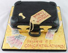 New job cake! Handmade Chocolates, Novelty Cakes, New Job, Christening, Wedding Cakes, Birthdays, Birthday Cake, Desserts, Recipes