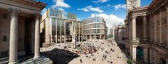 Glenn Howells submits Paradise Circus plans