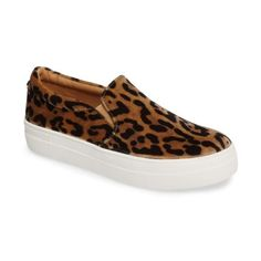 52c72c91c6fb03 Women s Steve Madden Gills Platform Slip-On Sneaker (260 PEN) ❤ liked on
