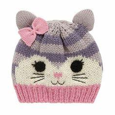 33 Ideas crochet cat beanie pattern free knitting for 2019 – Amigurumi Free Pattern İdeas. Beanie Pattern Free, Baby Hat Knitting Pattern, Baby Hats Knitting, Knitting For Kids, Free Knitting, Knitted Hats, Knitting Ideas, Free Pattern, Crochet Beanie