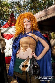 Brave - Renaissance Festival 2013