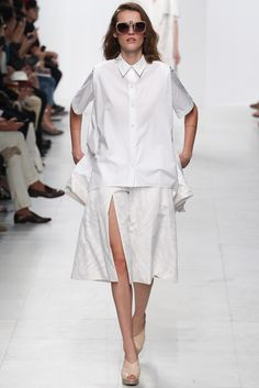 Chalayan Spring 2014 Ready-to-Wear Collection Photos - Vogue